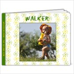 Walker1-3 - 9x7 Photo Book (20 pages)