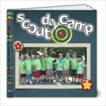 day camp 2011 - 8x8 Photo Book (20 pages)