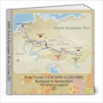 River Cruise - Book II - 8x8 Photo Book (60 pages)
