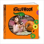 Trick or treat ?!   - 6x6 Photo Book (20 pages)