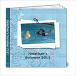 Jonathan Summer - 6x6 Photo Book (20 pages)