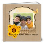 friendship - 8x8 Photo Book (20 pages)