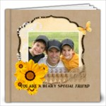 friendship - 12x12 Photo Book (20 pages)