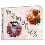 10-11 Months Newest One - 9x7 Photo Book (20 pages)