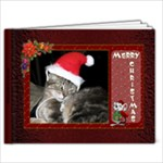 Merry Christmas 11x8.5 20 Page Photo Book - 11 x 8.5 Photo Book(20 pages)