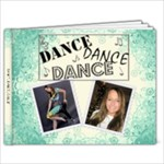 Dance 11x8.5 20 Page Photo Book - 11 x 8.5 Photo Book(20 pages)