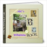 ABC - 8x8 Photo Book (20 pages)