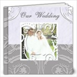 Wedding12X12 100 page TEMPLATE - 12x12 Photo Book (100 pages)