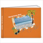 Tropical Theme - 11 x 8.5 Photo Book(20 pages)
