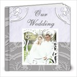Wedding 8X8 100 page TEMPLATE - 8x8 Photo Book (100 pages)