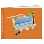 Tropical Theme - 9x7 Photo Book (20 pages)