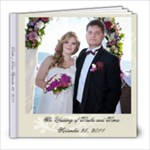 Dasha s Wedding - 8x8 Photo Book (30 pages)