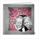 Summer 6X6 TEMPLATE - 6x6 Photo Book (20 pages)