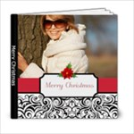 Merry Christmas  - 6x6 Photo Book (20 pages)