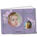 Simply Charming Deluxe 9x7 Book (20 pages) - 9x7 Deluxe Photo Book (20 pages)