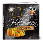 Halloween 8x8 20 pg - 8x8 Photo Book (20 pages)