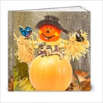 Fall and it - 6x6 Photo Book (20 pages)