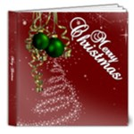Christmas Collection 8x8 Deluxe Photo Book (20 pages)
