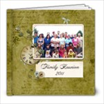 Family 8x8 20 pg sample - 8x8 Photo Book (20 pages)