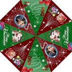 Christmas Collection Folding Umbrella
