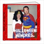 Halloween - 8x8 Photo Book (30 pages)
