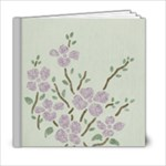 True Serenity - Book Template - 6x6 - 6x6 Photo Book (20 pages)