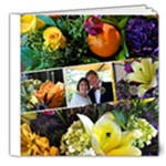 Oconnor 8x8 - 8x8 Deluxe Photo Book (20 pages)