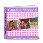 Camden - 6x6 Deluxe Photo Book (20 pages)