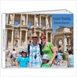 Gould Family Adventures 2011 - 7x5 Photo Book (20 pages)