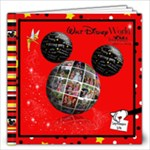 PHOTOBOOK DISNEY 2011 - 12x12 Photo Book (100 pages)
