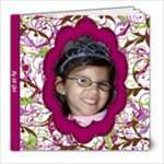 My Lil Girl 8x8 - 8x8 Photo Book (20 pages)