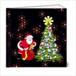 Christmas Wonders 6x6 20 pages - 6x6 Photo Book (20 pages)