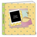 Photo Book Cluster1 - 8x8 Deluxe Photo Book (20 pages)