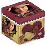 Peeka Boo 12  KeepSake Box - Storage Stool 12
