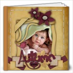 Peeka Boo 12  Autumn Photo Book (on Sale now) - 12x12 Photo Book (20 pages)
