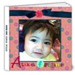 Atikah Fatima - 8x8 Deluxe Photo Book (20 pages)