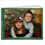 christmas2011 - 9x7 Photo Book (20 pages)