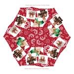 Merry christmas - Mini Folding Umbrella