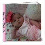 baby ella - 8x8 Photo Book (20 pages)