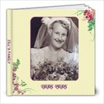 mum s book - 8x8 Photo Book (30 pages)