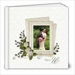 8x8 (20 pages) : This Us- Wedding - 8x8 Photo Book (20 pages)