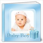 baby boy - 12x12 Photo Book (20 pages)