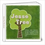 Jesse Tree book2 - 8x8 Photo Book (30 pages)