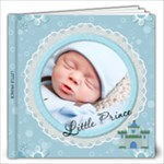 Little Prince 12x12 60 Page Photo book - 12x12 Photo Book (60 pages)
