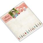Merry Christmas Memo Pad - Small Memo Pads