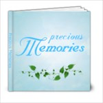 Flirty 6x6 20 pages - 6x6 Photo Book (20 pages)