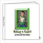 Brocks Rabbitt - 8x8 Photo Book (20 pages)