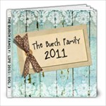 CHRISTMAS BOOK 2011 - 8x8 Photo Book (39 pages)