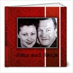 dads book - 8x8 Photo Book (20 pages)