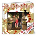 Quincy Disneyland - 8x8 Photo Book (30 pages)